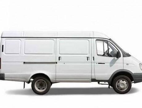 Газель фургон цельнометаллический